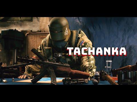 Tachanka, On The Subject Of Weaponry (Rainbow Six Voiceover + Animation)