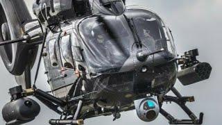 Primer vuelo del Helicóptero H145M con el sistema de armas HForce