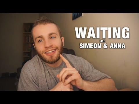 Waiting Like Simeon & Anna