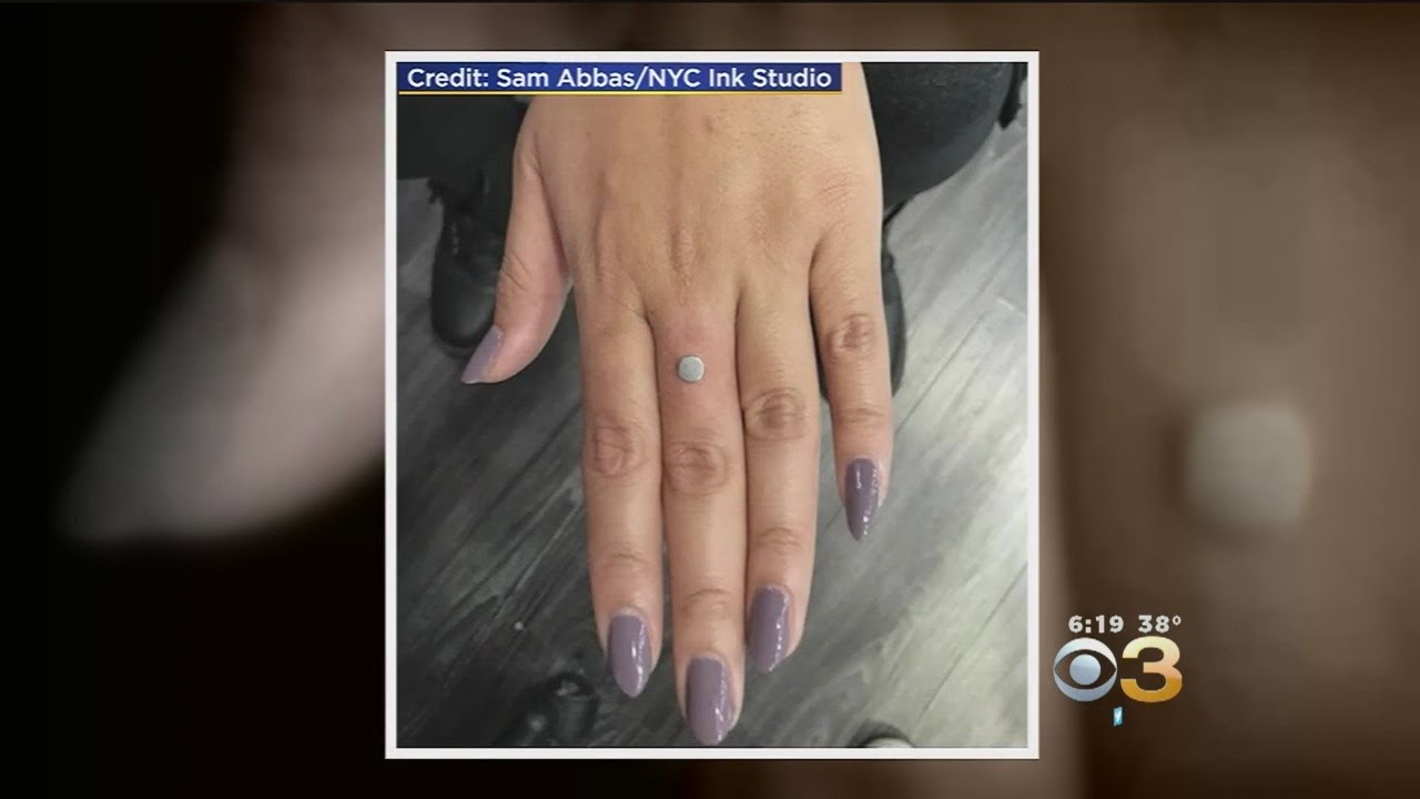 Millennials Replacing Engagement Rings With Diamonds Embedded In Their  Fingers