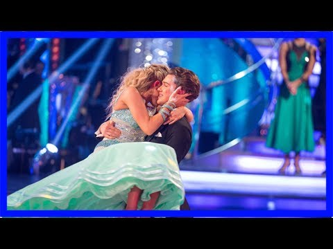 """Strictly come dancing 2017 results: mollie king thanks """"hero"""" aj pritchard"""