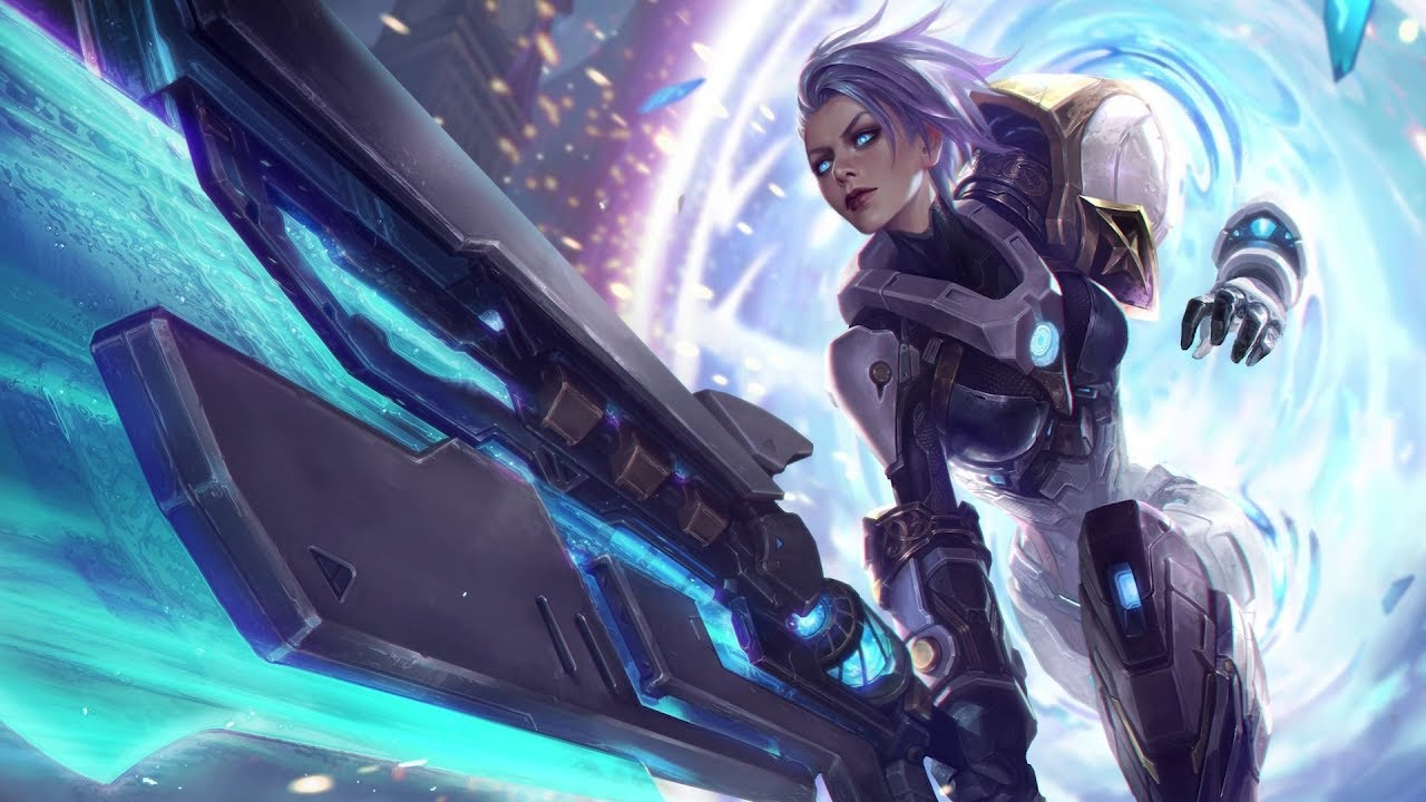 Animated Wallpaper League Of Legends Youtube