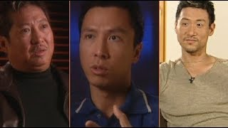 Remembering Bruce Lee - Sammo Hung, Donnie Yen and Jacky Cheung