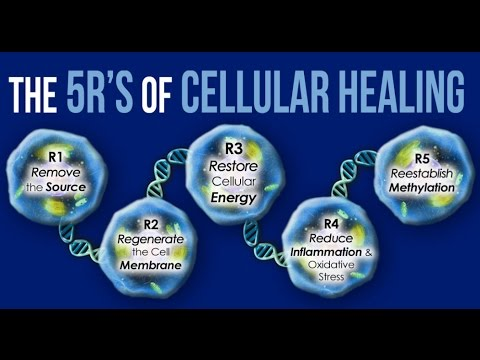 5rs Of Cellular Healing And Detox With Dr Pompa Chtv