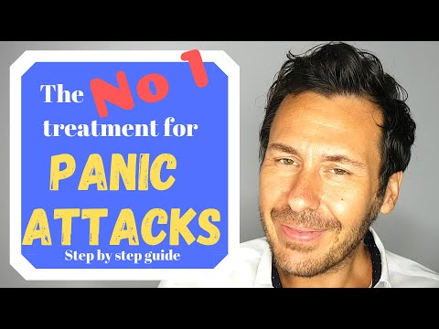 How to Cure Panic Attacks - CBT Hyperventilation Panic Induction