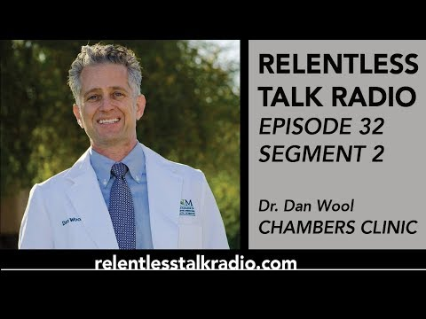 "Dr. Wool on ""Relentless Talk Radio"" Podcast"