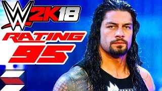 The Most Disgraceful WWE 2K18 Ratings