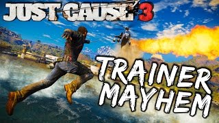 Just Cause 3: Trainer - Cheats (God Mode, Infinite Ammo, etc.)