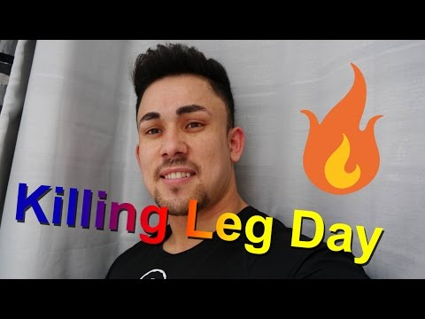 Summer Body Episode 3 | Leg Day | Ralph Winter