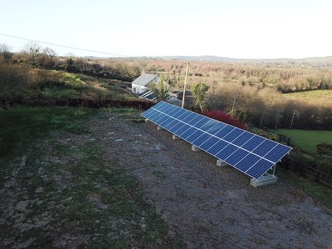 BYD B-box lithium battery 10kWh installation with victron multiplus and fronius