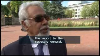 Timor Hearing - The Hague aug2016