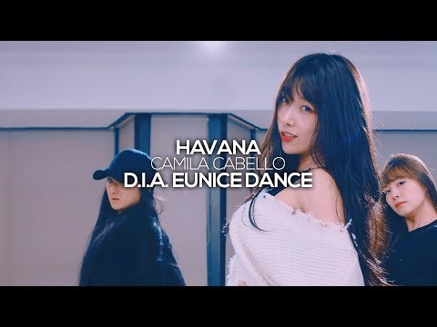 다이아(D.I.A) 유니스(EUNICE) HAVANA DANCE : Gangdrea Choreography