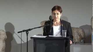 Ibn Rushd Preis 2012 Abier Bushnaq (Arabic) مؤسسة ابن رشد 2012 - د. عبير بشناق