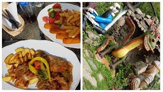 VLOG 11.09: Ogród bajek # Jedzenie zamiast zwiedzania