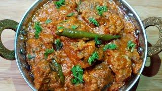 मटन की बहुत ही टेस्टी रेसिपी l Kolhapuri Suka Mutton Recipe l Mutton Recipes