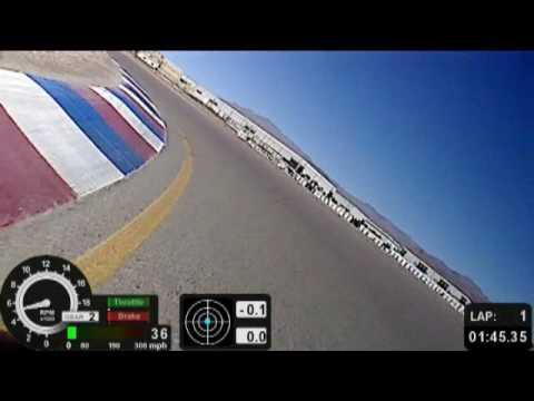 Crash las vegas motor speedway track day youtube for Las vegas motor speedway open track days