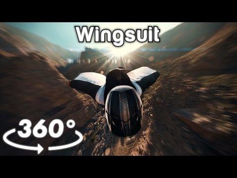 Wingsuit 360º Experience - Graham Dickinson | Dubai