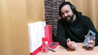 Oneplus 7T unboxing and Quick Review