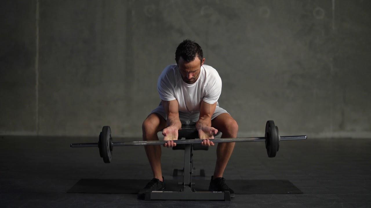 16 exerciții cu haltera pentru a crește forța și a te păstra tonifiat