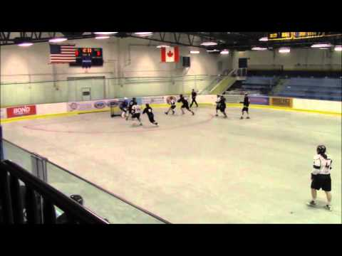 Vermont Voyageurs VS Boston blazers 5.1.15 highlights