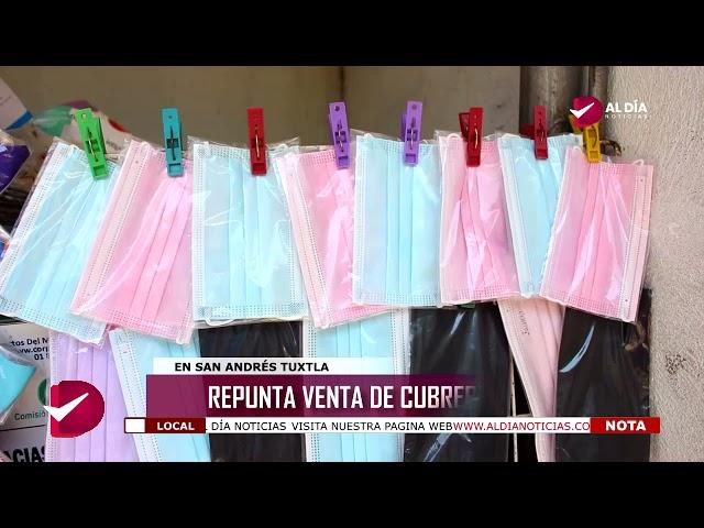 REPUNTA VENTA DE CUBREBOCAS
