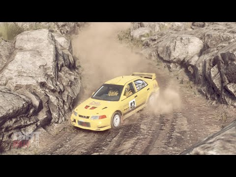 DiRT Rally 2.0 Group A Mitsubishi evo IV, Argentina  (almost perfect run)