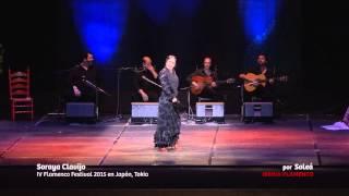 Soraya Clavijo Festival Flamenco Japón 2015