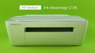 обзор HP DeskJet Ink Advantage 2136