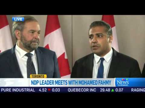 CTV News Channel  'Gave Canada a bad image'  Fahmy