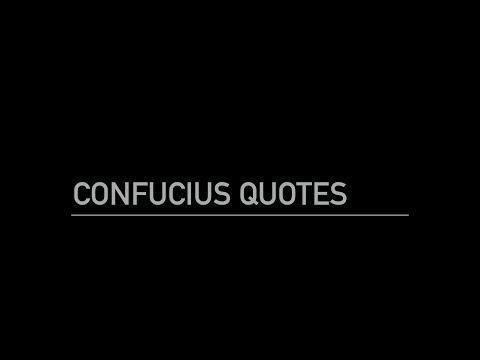 Confucius Quotes | Life Lessons From Confucius
