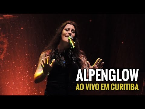 Nightwish em Curitiba - Alpenglow
