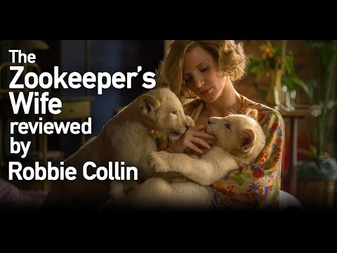 Thumbnail: The Zookeeper's Wife reviewed by Robbie Collin