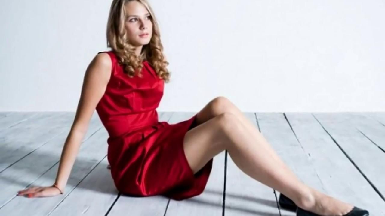 23aaec758 Cómo combinar un vestido rojo. Moda para mujer
