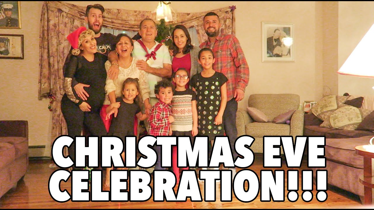 CHRISTMAS EVE CELEBRATION!! (12.24.15 - DAY 738) DAILY ...