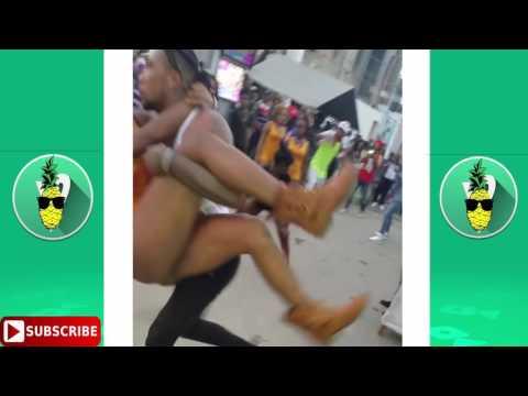 Marvin The Beast Craziest Moments Part #2| Jamaican Dance