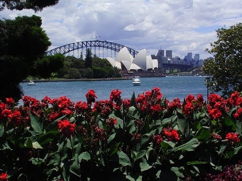 Sydney Royal Botanic Garden Tour