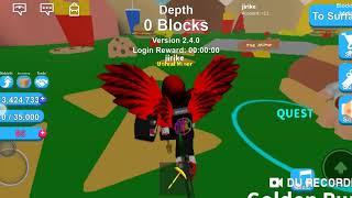 Roblox miner simulátor chudej a pak bohatej