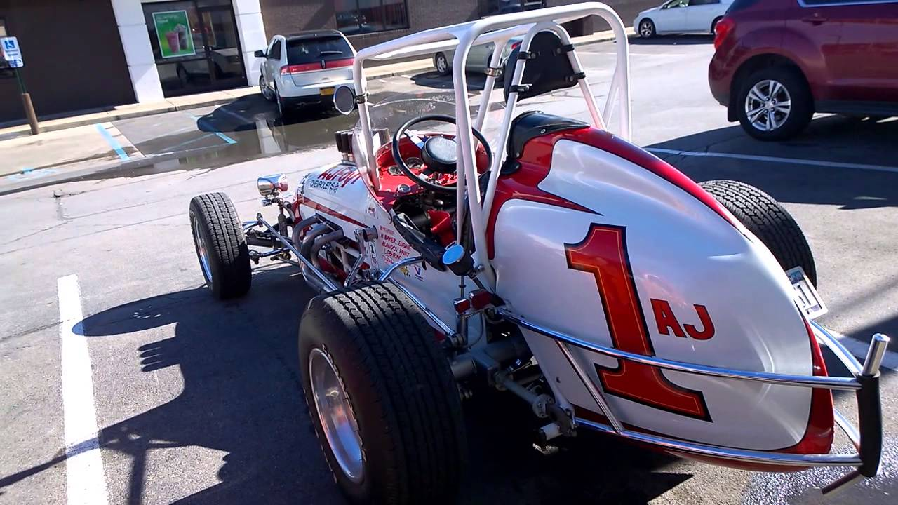 Street Legal Race Cars, Ilion, NY - YouTube