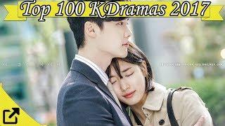 Video Top 100 Korean Dramas 2017 download MP3, 3GP, MP4, WEBM, AVI, FLV Januari 2018