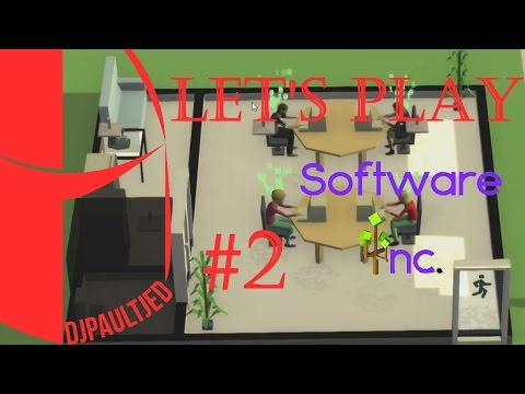 Show me the Money! Let's Play: Software Inc! with Hardware Mod Season 2 Ep. 2