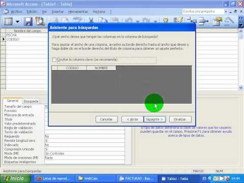 Crear informes en access 2010 pdf