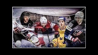 Eishockey-WM 2018: Finale mit Schweden Spiel um Platz 3 live in TV, Stream, Ticker