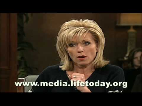 "Beth Moore: ""A Beautiful Mind,"" part 1 (LIFE Today/James Robison)"