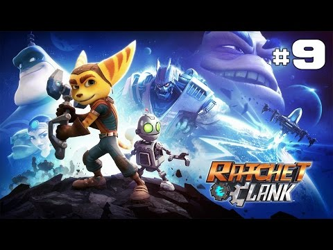 Ratchet & Clank PS4 - Playthrough #9 [FR]