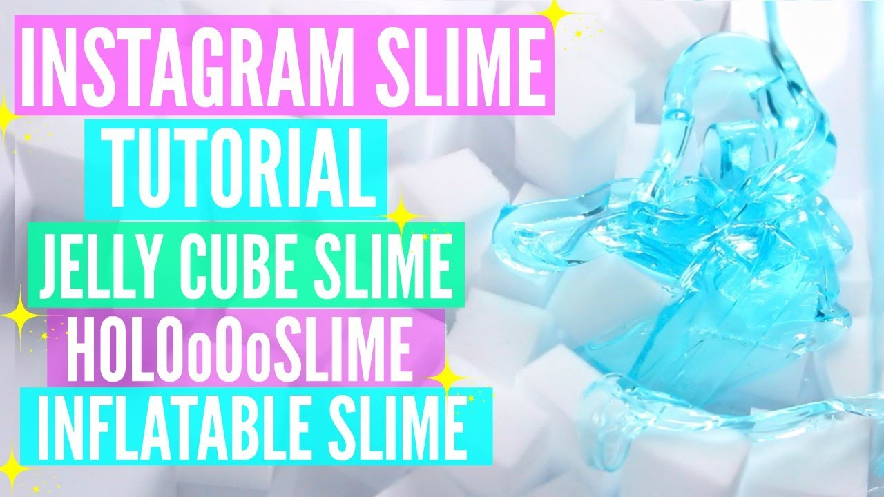 how to make clear jelly cubes
