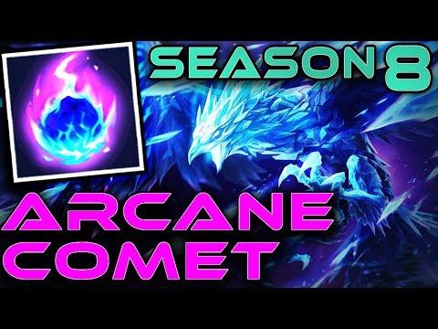ANIVIA: ARCANE COMET | Season 8 RUNES | Gameplay + Guide | Zoose