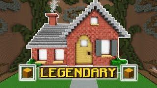 LEGENDARY 3 WINS (Minecraft Build Battle)
