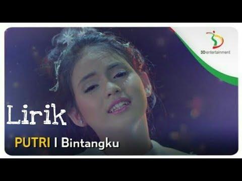 Putri Bintangku   Official Video Lirik