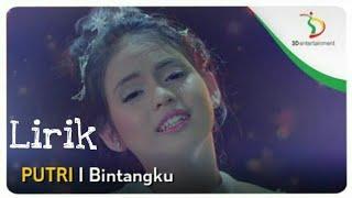 Putri Bintangku | Official Video Lirik