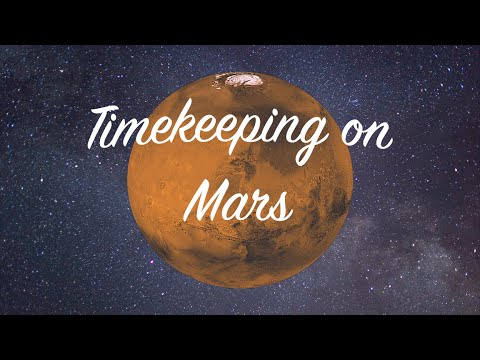 TWL #5: Timekeeping On Mars